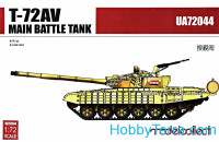 Main battle tank T-72AV
