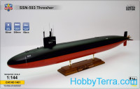 USS Thresher (SSN-593) submarine