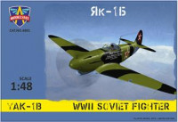 Yak-1B WWII Soviet fighter