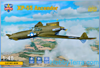 XP-55 Ascender fighter