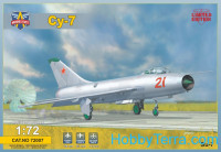 Sukhoi Su-7 Soviet fighter
