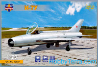 I-7U Supersonic Interceptor prototype
