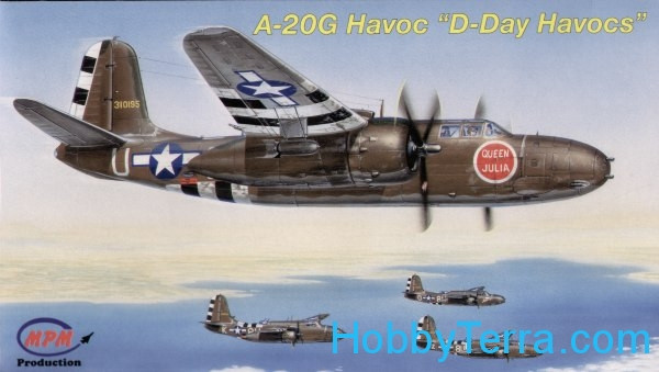 A-20G Havoc 'D-Day Havocs'