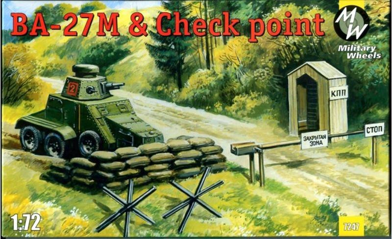Ba-27M & Checkpoint