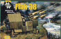 Flak 38 German anti-aircraft gun