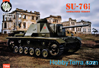 SU-76i commander tower version