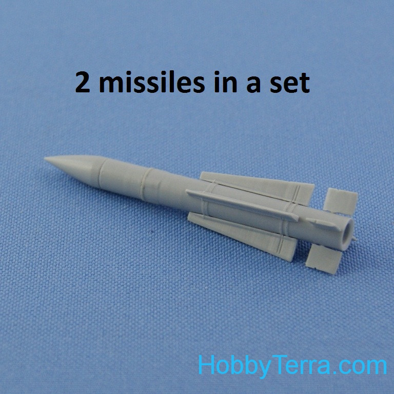 AIM-54 Phoenix missile  (2 pcs in the set, decal)