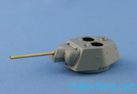 Russian 76,2mm F-34 tank barrel for T-34/76 model 1941/43 & KV-1
