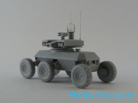 ARV-AL XM1219 Armed robotic vehicle, resin kit