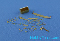Photo-etched set 1/35 Bench tool