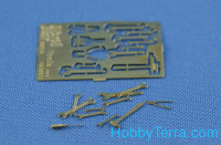 Photo-etched set 1/35 tools, type 2