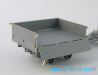 Photo-etched set 1/35 for GAZ-AAA Soviet truck