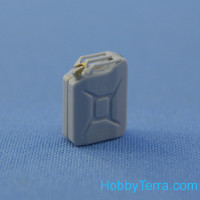 Northstar Models  35039 Soviet 20 liter jerry cans, 6pcs
