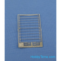 Photo-etched set 1/43 Modern 'long' roof rack