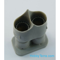 Northstar Models  48023 Exhaust nozzles for Su-15