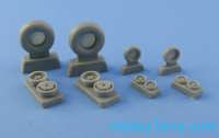 Wheels set 1/48 F-111 A/D/E/F No mask series