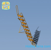 Photo-etched set 1/48 Ladder for Su-27 fighter