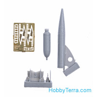 Northstar Models  72010 Lt-5 German torpedo (1pc in the set)
