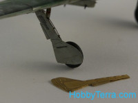 Northstar Models  72012 Photo-etched set 1/72 for Focke Wulf Fw.190, landing gear cover