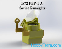 Soviet Gunsights PBP-1A 4 pcs in a set