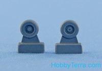 Wheels set 1/72 for F-111 A/D/E/F, light series