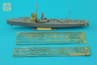 "Photo-etched set 1/350  for ORP ""Podhalanin"" torpedo boat"
