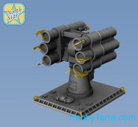 RBU-1000 Smerch-3 set parts for 4 launchers