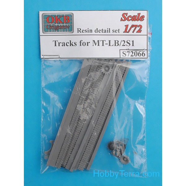Tracks for MT-LB/2S1