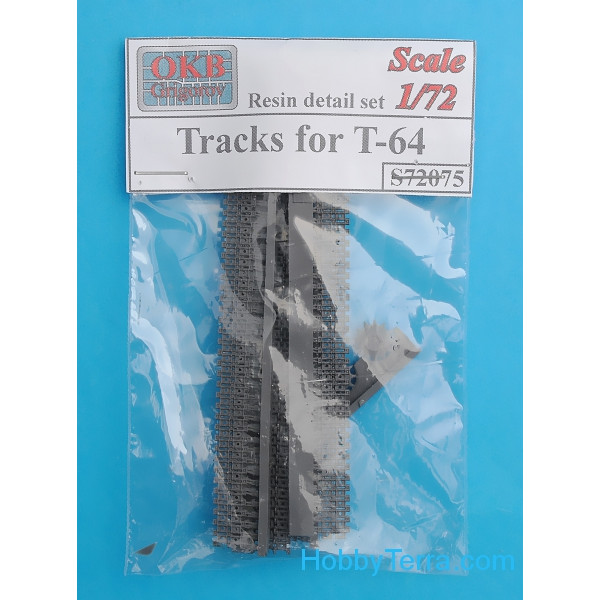 Tracks for T-64