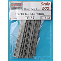 Tracks for M4 family, T54E2