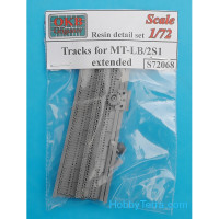 Tracks for MT-LB/2S1, extended