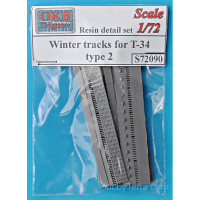 Winter tracks for T-34, type 2