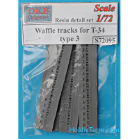 Waffle tracks for T-34, type 3