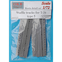 Waffle tracks for T-34, type 5