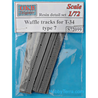 Waffle tracks for T-34, type 7