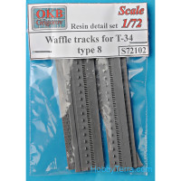 Waffle tracks for T-34, type 8