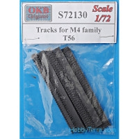 Tracks 1/72 for M4 family, T56