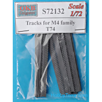 Tracks for M4 family, T74