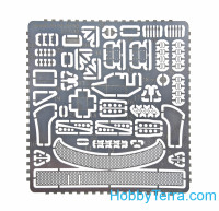 Photo-etched set for M-60 A1/A3 (Revell)