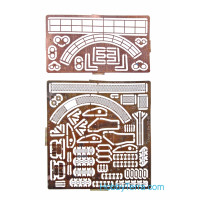 Photo-etched set for M-48 (Revell/Italeri)