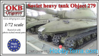 Soviet heavy tank Object 279