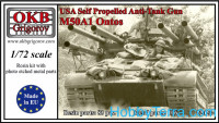 U.S. Self Propelled Anti-Tank Gun M50A1 Ontos