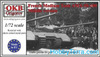 French medium tank AMX-50-100, middle version
