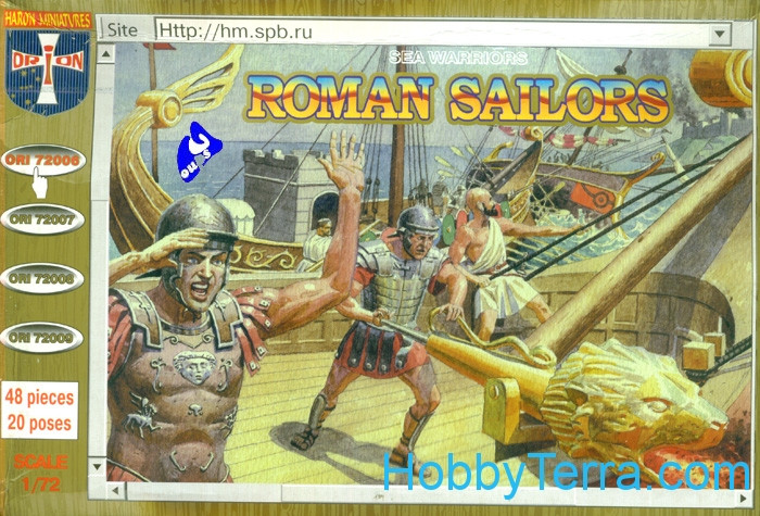 Orion  72006 Roman sailors
