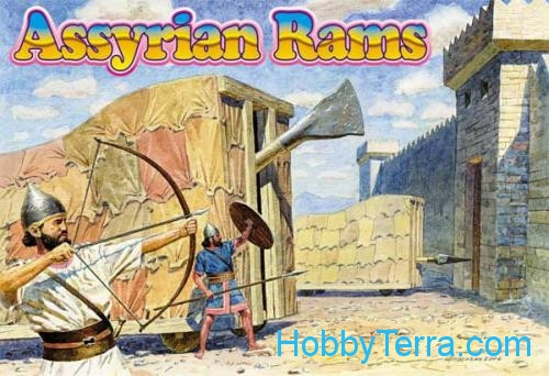 Orion  72022 Assyrian rams
