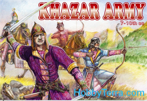 Khazar Army (7-10th)