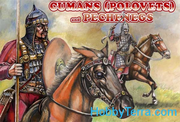 Cumans (Polovets) and Pechenegs