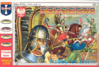 Polish winged hussars, XVII century