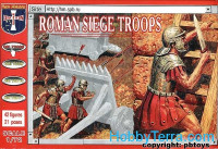 Roman siege troops