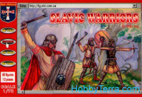 Slavic warriors, VI-VIII century